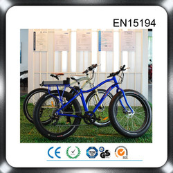 Rohs FCC DOT CE-EN15194 approved E-bicycle 8fun rear drive motor fat tire adult electric atv quad bike