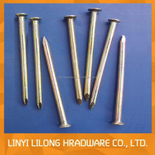 flat round head common nails Concrete Steel Nails with good quality