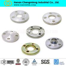 10MM DIAMETER SS NIMONIC 80A / UNS N07080 ASTM A182 F53 BLIND FLANGE