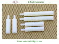 Coustomed OEM service concrete plastic spacer in Dongguan