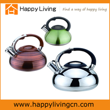 Professional stainless steel whistling kettle,tea kettle,water kettle
