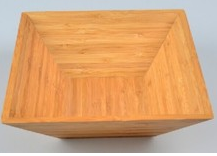 Bamboo bowl salad bowl specifications can be customized