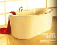 Latest Design New Pattern Acrylic Bathtub Big and Comfortable Raw Acrylic Sheet