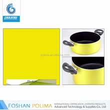 PTFE Non-stick coating for aluminum fry pan teflon coating glow spray paint