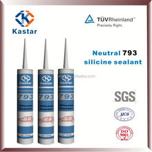 Neutral S tructural Glazing Silicone Sealant
