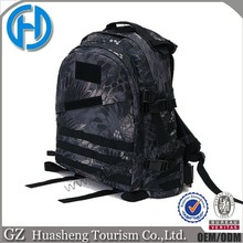 Military travel hiking 3d rucksack pack for outdoor tactical