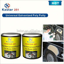 Polyester Putty for Metal