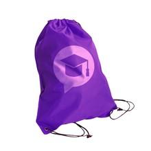 cheap promotional basketball/soccer drawstring bag