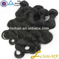 Factory Wholesale Unprocessed Hair/noble gold hair weave