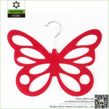 Factory Hangers & Racks Butterfly Scarf Holder Display