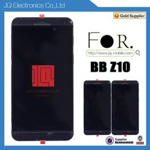Chinese exporters celulares display lcd assembly with touch for Blackberry Z10 3G