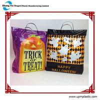 Handle Hard Plastic Shopping Bags