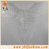 crystal rhinestone neckline design trim applique,shining decoration