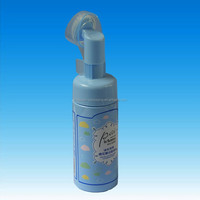 2015 NEW STYLE 150ml PET Plastic Liquid Soap Bottle With Foam Pump