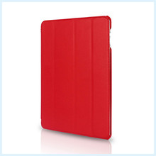12 Colors Avilable Smart Cover For iPad 3 Case PU Leather Case For iPad 2 Aypad Covers