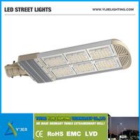 YJL-0007 IP66 PF0.9 High power 144W LED Street Lamps