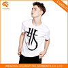 100%cotton t-shirt with logo printed /Mens and ladies t-shirts/Plain men t-shirts