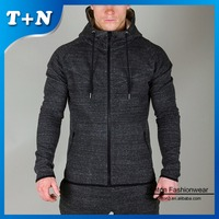 china fashion custom made fitness hoodies manufacturer