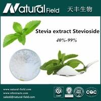 Flavour enhancer stevia herbal extract steviosides