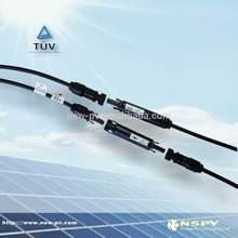 solar conector del fusible