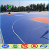 Waterproof interlocking flooring outdoor basketball court flooring