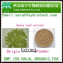 Supply High quality senna leaf extract