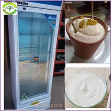 Children favorite yogurt fruits sweets