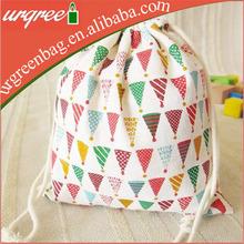 Colored Drawstring Packaging Bag Birthday Gift Bag