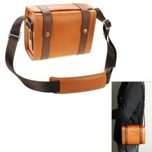 Wholesale Camera Leather Bag