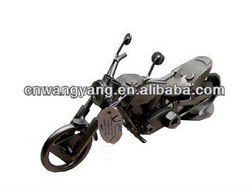 Metal Craft Iron Motorcycle Model Gifts