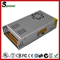 120W Switch Mode Power Supply 12V 20A Power Supply with CE ROHS Certification