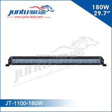 9-60V IP67 waterproof Single stack diffuser lens JT-S1100 180W 29.7inch 4x4 spot beam Bar prjector lens offroad roof led Light