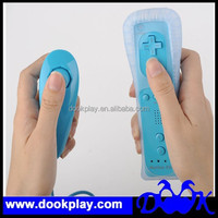 2 in 1 Motion Plus For Wii Remote Nunchuck Controller