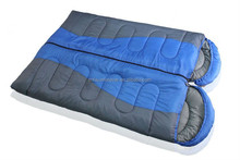 2 person goose down minion sleeping bags for camping and hiking