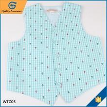 New Design Cotton Child Casual Vest