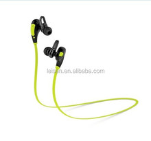 wireless bluetooth 4.1 stereo earphone fashion sport running headphone studio music headset with mic for mobile phone