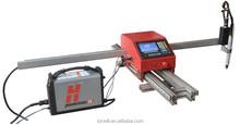 famous brand plasma equipped on mini Plasma Cutting Machine
