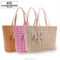 Ladies PU Leather Fashionable Hobo Bags