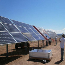 Commercial system BFS-25KW complete home wind solar hybrid power system