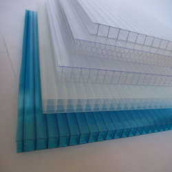 Grade A multiwall 4mm lowes polycarbonate panels roofing sheet