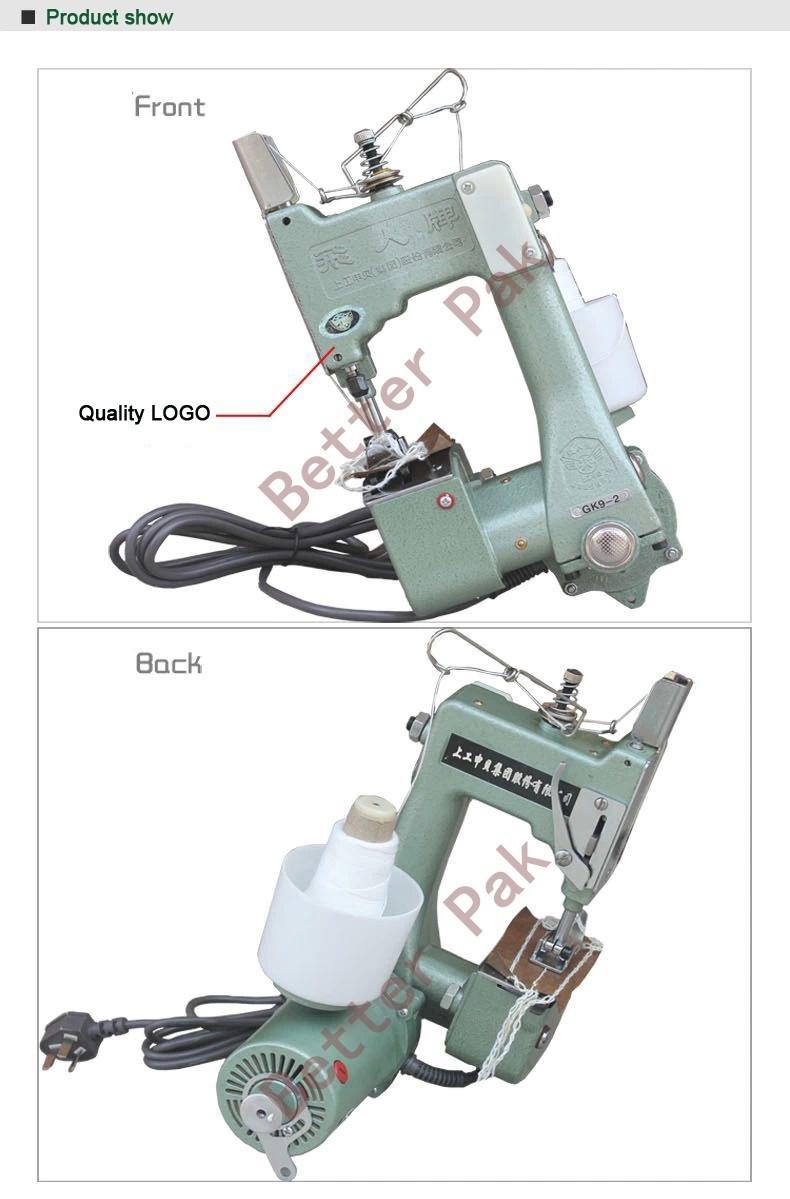acheter gk9 2 machines coudre manuelles machine main paquet pp tiss sac plus proche. Black Bedroom Furniture Sets. Home Design Ideas