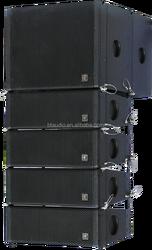 "Hot selling 8"" active line array , dsp line array speaker box system wholeslae, FIR line array sound system"