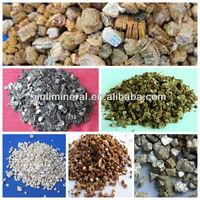 raw silver/vermiculite)