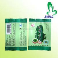 Vivid rotogravure printing tea packaging with printing