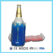 Reusable wine cooler drink