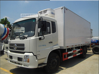 Hot sale! CHINA Hubei Dong feng refrigerated truck