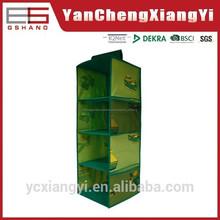 ロシア子小間物4棚シリーズプリント不織布ペーパーボードの応接室の壁掛けポケット収納整理する