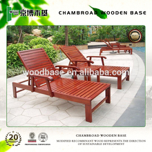 2015 high quality pool furniture, solid wood furniture, exclusive custom furniture