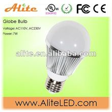 UL listed Cost Saving LED Bulb Dimmable G60