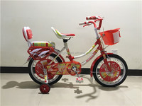 Steel frame kid bike child bike children bicycle with CE certification wholesale